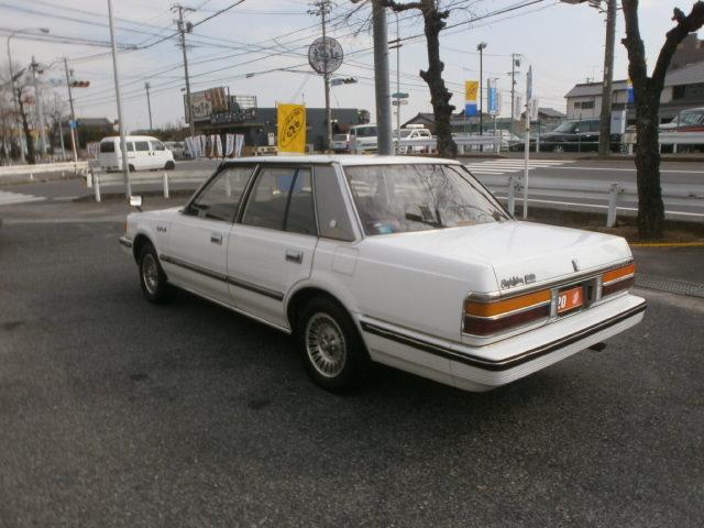 S60年(後期) クラウン-4D