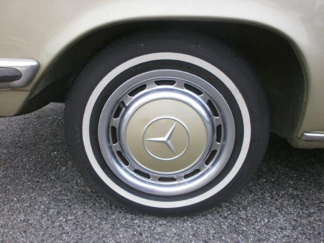 1973年 メルセデスベンツ