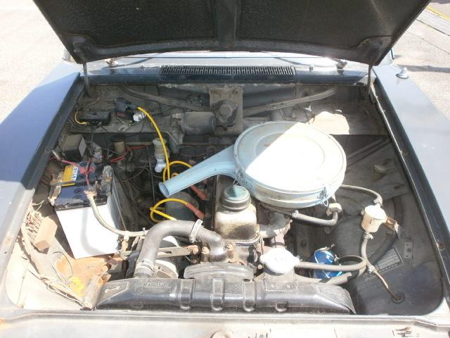 S40年 ダットサン 410 ワゴン