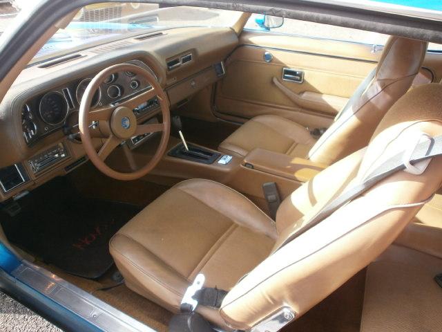 1974年 カマロ