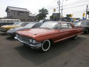 1962年 キャデラック