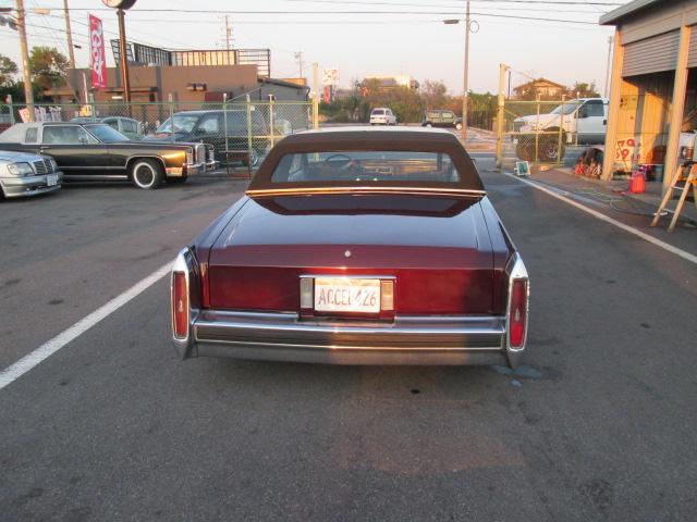 1983年 キャデラック