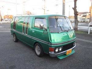 S55年 キャラバン