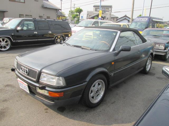 1992年 アウディ80