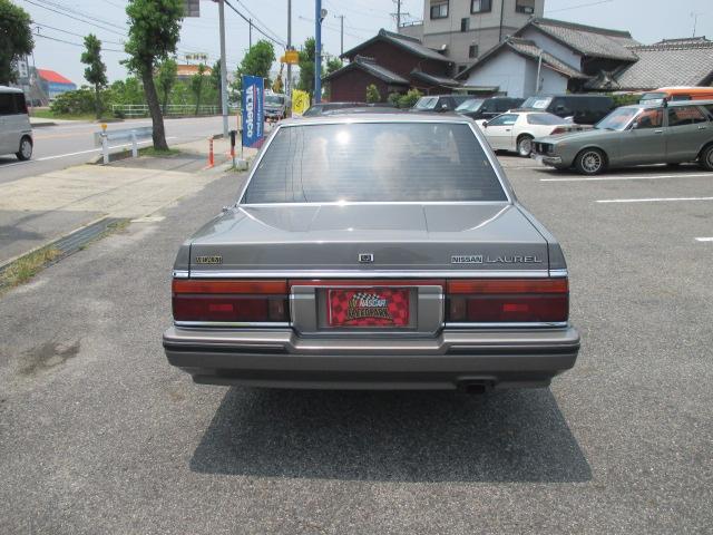 S61年 ローレル