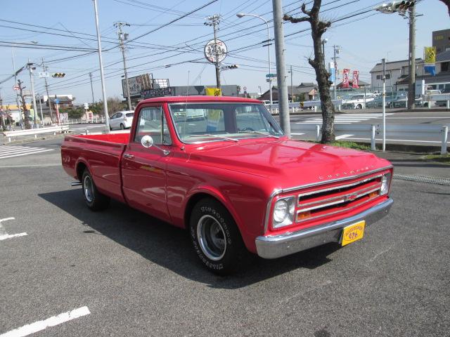 1968年 C10