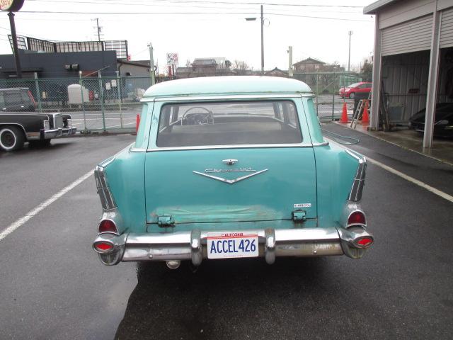 1957年 ベルエアワゴン