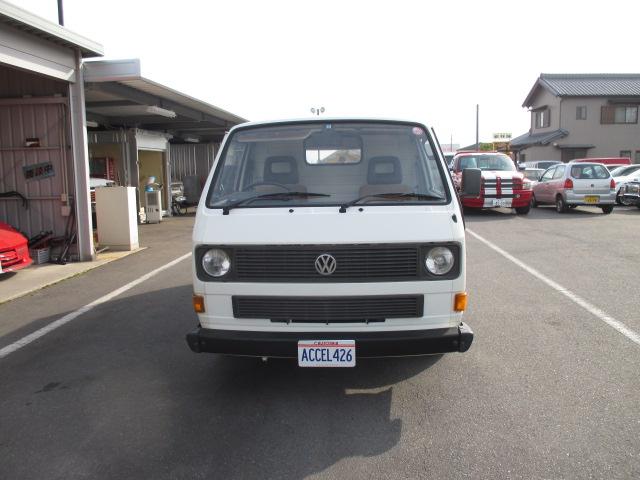 1988年 VW ヴァナゴン