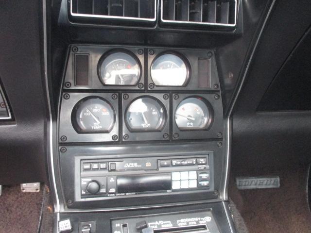 1982年 コルベット