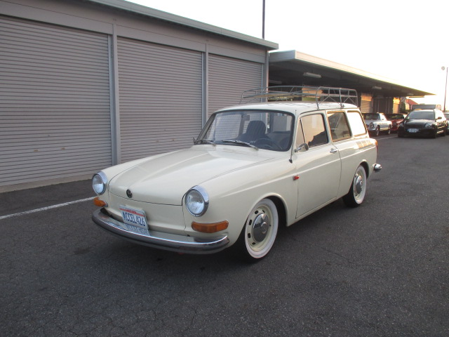 1971年 VWタイプⅢ