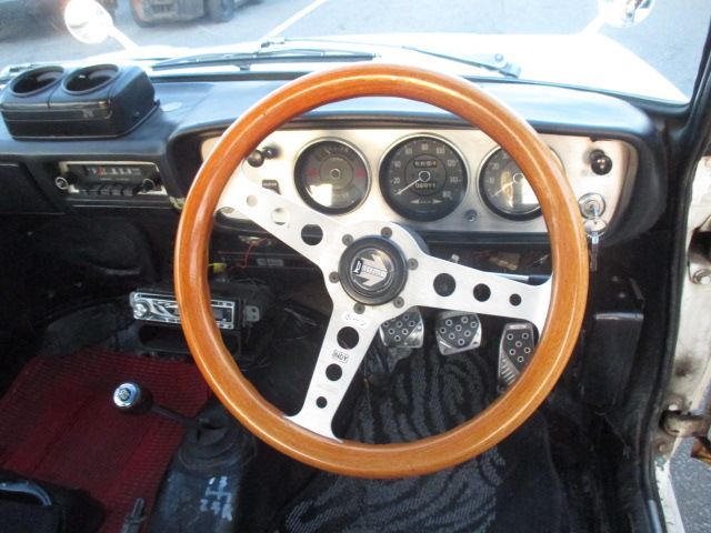 S43年 サニークーペ