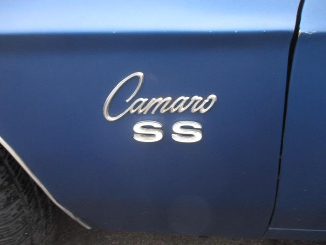 1969年 カマロ