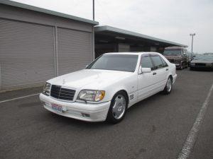 1996年 メルセデス・ベンツ S600L