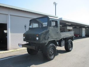 1966年 三菱トラック 2W400-4WD-左ハンドル