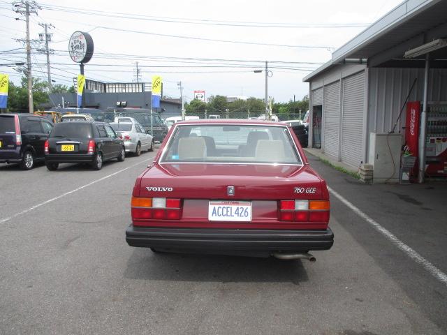 1985年 ボルボ