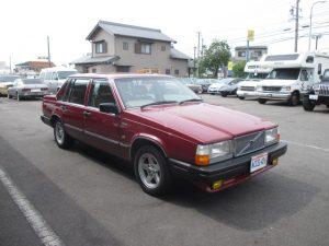 1985年 ボルボ 760GLE