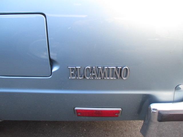 1986年 エルカミーノ