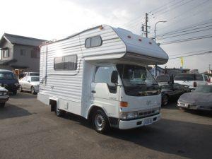 H8年 ハイエーストラック Bambeeキャンピングカー
