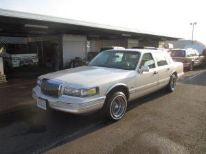 1995年 リンカーン タウンカー