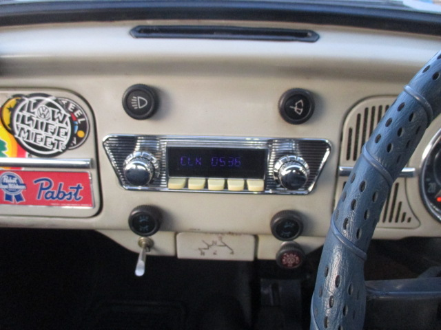 1969年 VWタイプ1