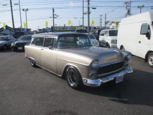1955年 シボレー150