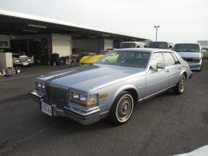 1985年 キャデラック セビル