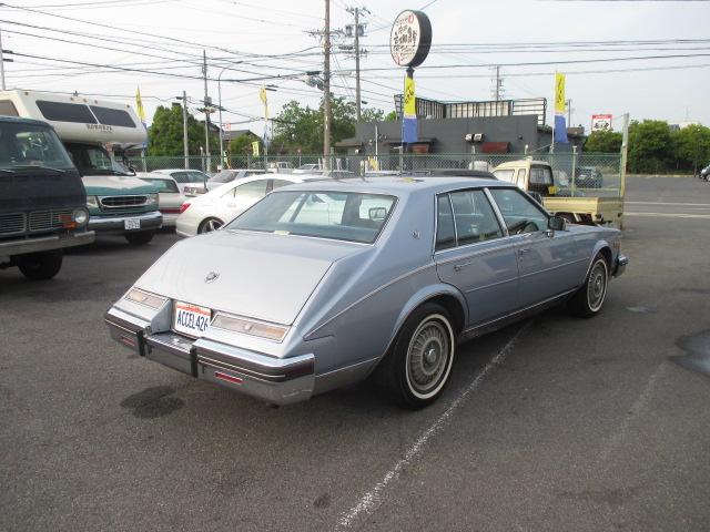 1985年 キャデラック