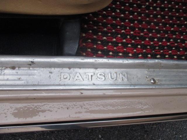 1972年 ダットサン