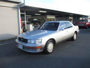 1990年 レクサス LS400