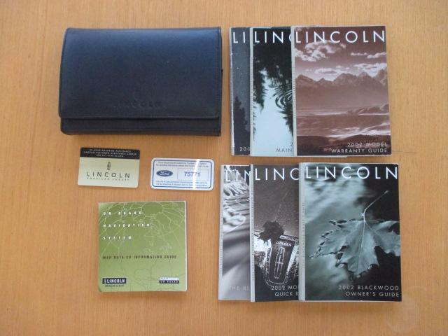 2002年 リンカーン