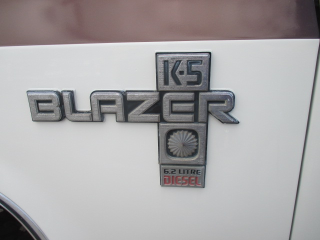 1987年 ブレイザー