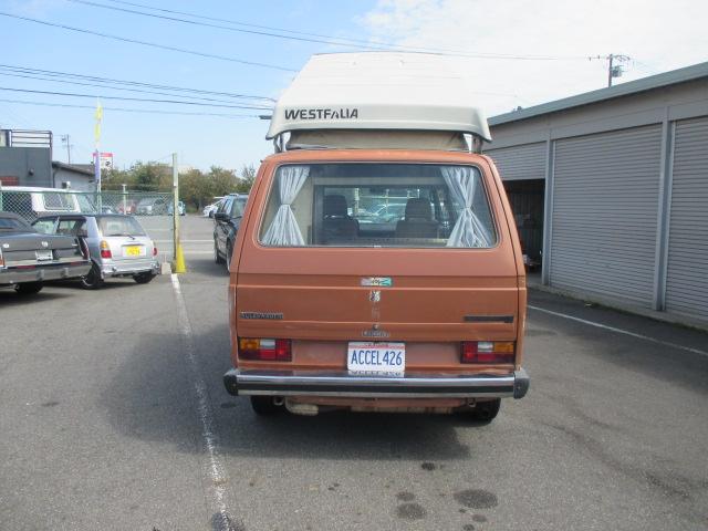 1981年 VWヴァナゴン