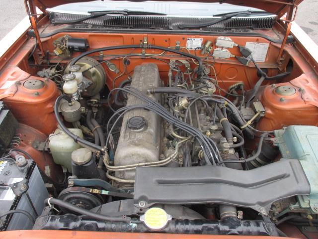 S55年 ローレル4HT