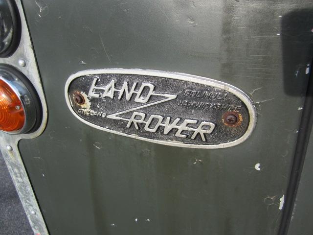 1962年 ランドローバー