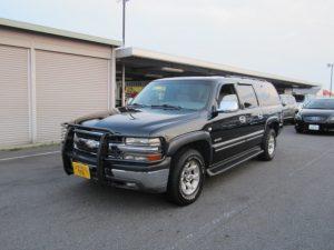 2000年 サバーバン LT-AWD