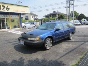 1995年 トーラスワゴン 3.0GL