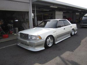 H2年 クラウン4DHT 4.0ロイヤルサルーンG-V8