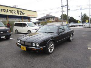 2001年 ジャガー XJR