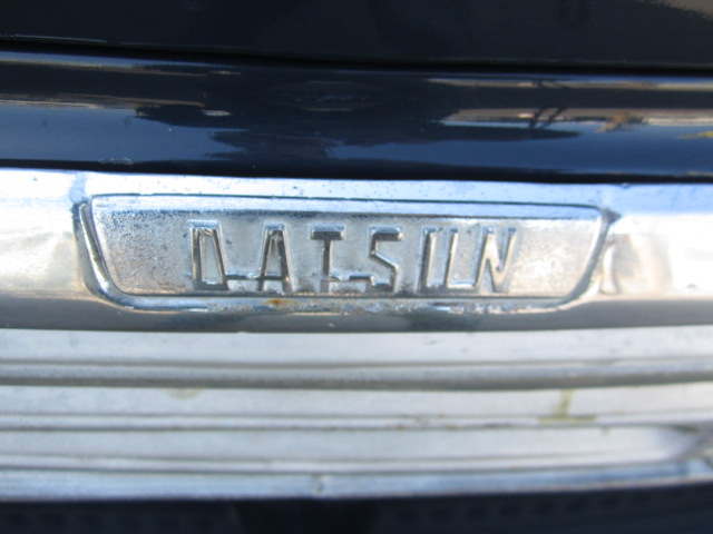 S33年 ダットサン
