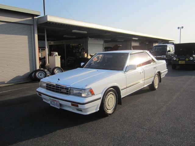 S62年 ローレル4DHT