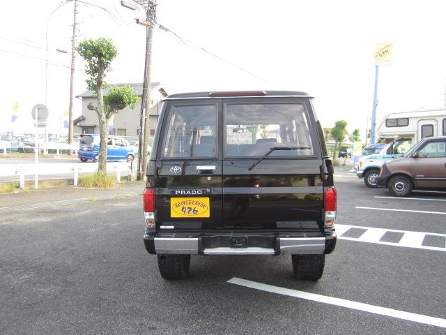 H7年 ランクル・プラド