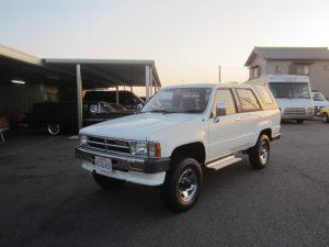S62年 ハイラックスサーフ SSR-LTD