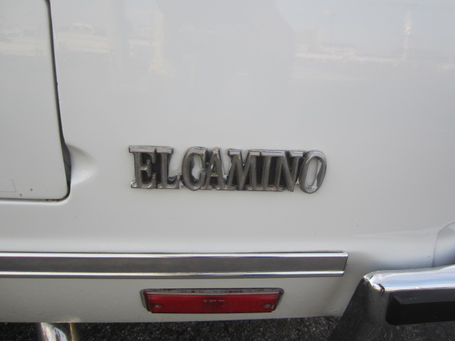 1984年 エルカミーノ