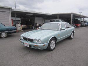 2001年 ジャガー XJ6エグゼクティブ