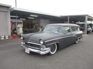 1956年 ランチワゴン 2door