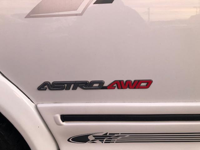 2001年 アストロ